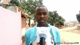 Angola Korruption l Stancher Henrique, politischer Analyst