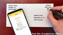 Porto per App: Deutsche Post bietet Frankierung übers Smartphone