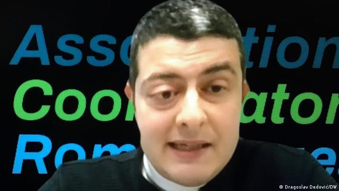 Dragan Gračanin, direktor Asocijacije koordinatora za romska pitanja u lokalnim samoupravama