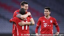 Champions League Bayern München gegen Lok Moskau