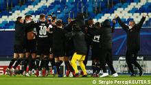 Champions League Real Madrid vs Borussia Mönchengladbach | Freude Gladbach
