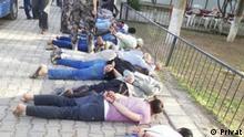Türkei Festnahmen in Halfeti