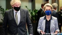 EU Brexit-Verhandlungen in Brüssel