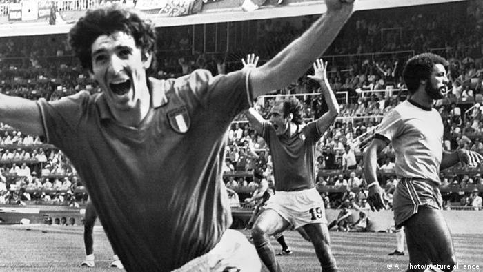 Italien Paolo Rossi 1982