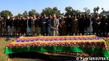 Afghanistan Beerdigung Journalistin Malalai Maiwand