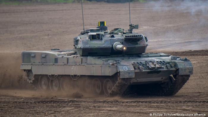 Dünya çapında, aralarında Türkiye'nin de bulunduğu pek çok ülkenin ordu envanterinde bulunan Alman Leopard 2A7 tankı