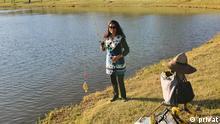 Bengalische Frauen im Ausland