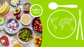 DW Global Ideas Lernpaket #7 Ernährung (Pictureteaser)
