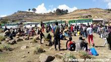 Äthiopien Verteidigungstruppe Amhara