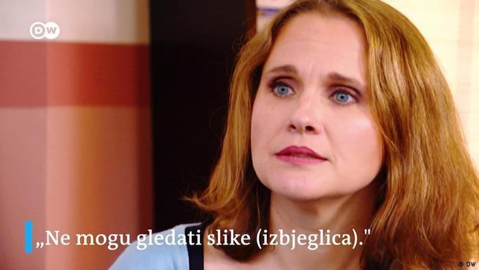 Maja Lasić je nekada i sama bila izbeglica