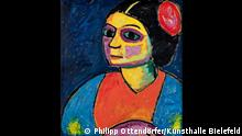 Deutschland I Ausstellung Kunstmuseum Bonn: Alexej von Jawlensky Gesicht | Landschaft | Stillleben