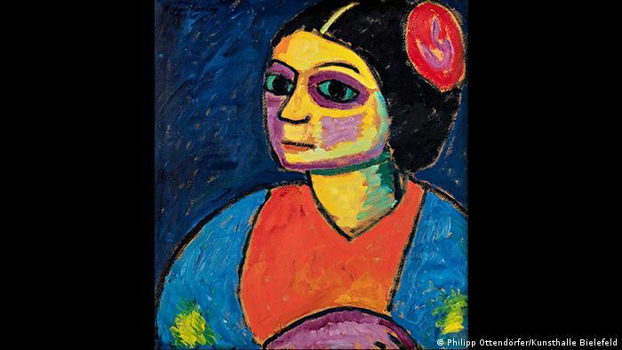 Картина Явленского