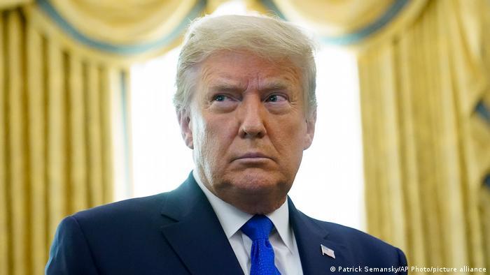 USA Weißes Haus | Donald Trump, Präsident