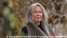 Literaturnobelpreisträgerin an Louise Glück