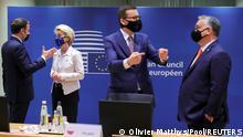 Belgien I EU-Gipfel in Brüssel