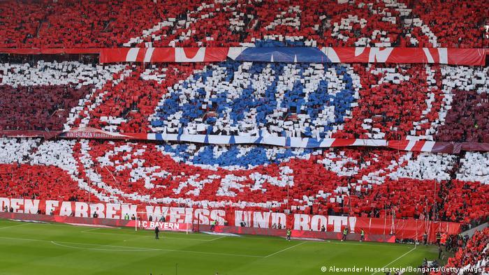 Fußball Bundesliga I FC Bayern München vs FC Augsburg I 2020