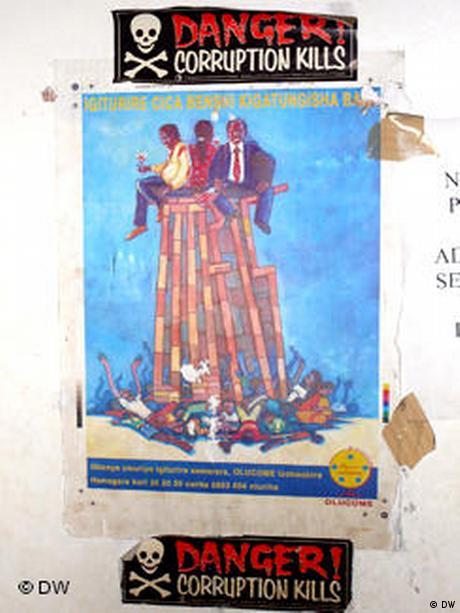 Une affiche de l'Olucome