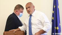 Bulgarien | Boyko Borissov und Krassimir Karakachanov
