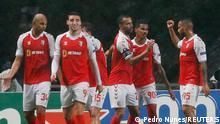Europa League | S.C. Braga v FC Zorya Luhansk