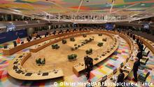 Belgien Brüssel EU-Gipfel Valery Giscard D`Estaing