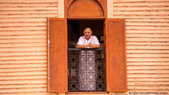 Marokko Juden Jude in Marrakesch