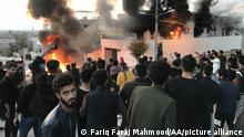 Irak | Proteste und Ausschreitungen in Sulaymaniyah