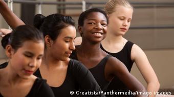 Symbolbild Ballet Diversität