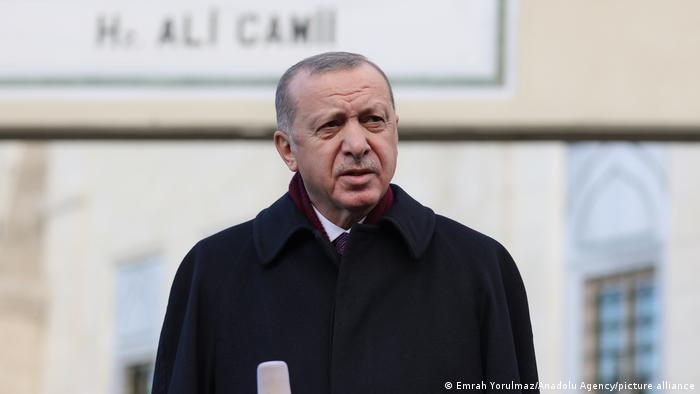 Türkei Istanbul | Recep Tayyip Erdogan, Präsident