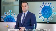 وزير الصحة الألماني ينس شبان
