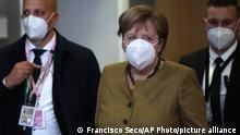 EU-Gipfel in Brüssel | Angela Merkel, deutsche Bundeskanzlerin