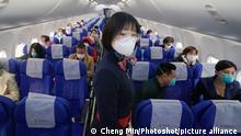 China Ausgehende Reisen in Wuhan