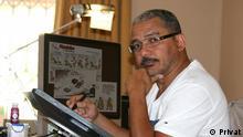 Sérgio Piçarra, Preisträger des deutsch-französischen Menschenrechtspreises. Ort: Angola Datum: 10.12. 20 Copyright: Privat