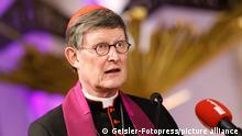 Deutschland I Ökumenische Vesper mit Kardinal Rainer Maria Woelki in Köln