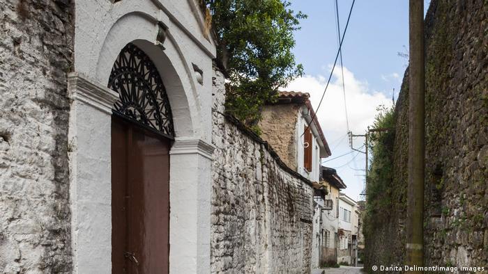Griechenland Alte Synagoge Kahal Kadosh Yashan in Ioannina