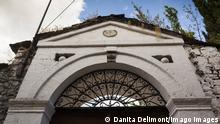 Greece, Epirus Region, Ioannina, Its-Kale Inner Citadel, Kastro Quarter, gate to the old synagogue PUBLICATIONxINxGERxSUIxAUTxONLY Copyright: xWalterxBibikowx EU12 WBI2676