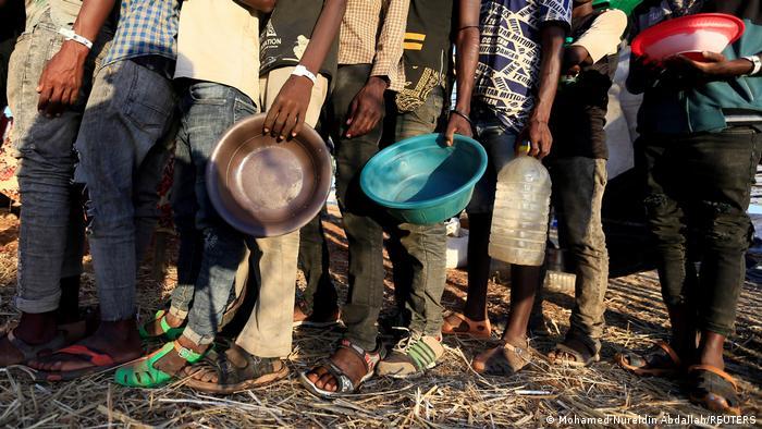 La situation humanitaire est critique à la frontière entre l'Ethiopie et le Soudan (Archives - 11.12.2020)