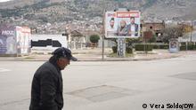Bosnien und Herzegowina |Wahl in Mostar | Straßenansicht