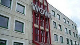 Building of the WOWI housing association