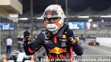 Formel 1   Grand Prix Abu Dhabi   Qualifying   Max Verstappen