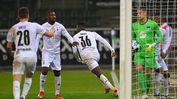 Fußball Bundesliga | Borussia Mönchengladbach - Hertha BSC