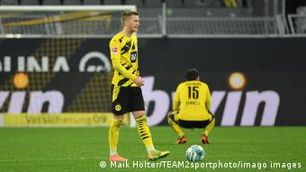 Marco Reus walks