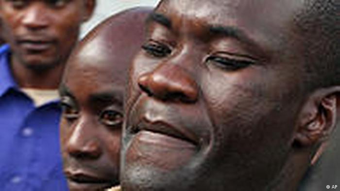 Malawi Urteil Homosexualität Tiwonge Chimbalanga und Steven Monjeza