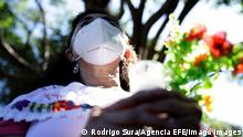 El Salvador Gedenken an den 39. Jahrestag des Massakers von El Mozote