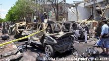 Indonesien Bali Bombenanschlag 2002