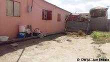 Angola   Wohngebiet Panguila in Bengo