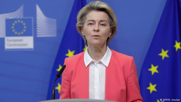 Brüssel | Pressekonferenz zum Brexit