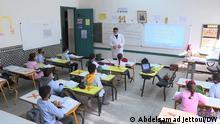 Marokko   Jüdische Gemeinschaft  Alwdaya Grundschule