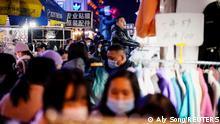 China | Wuhan | Rückblick nach Ausbruch Coronavirus