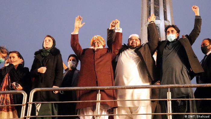 Pakistan | Proteste in Lahore