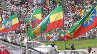 Wahlkampf Äthiopien 2010